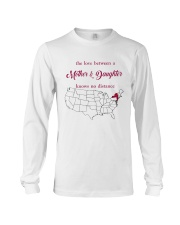 NEW JERSEY NEW YORK THE LOVE MOTHER AND DAUGHTER Long Sleeve Tee thumbnail