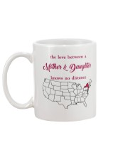 NEW JERSEY NEW YORK THE LOVE MOTHER AND DAUGHTER Mug back