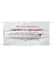 NEW JERSEY NEW YORK THE LOVE MOTHER AND DAUGHTER Cloth face mask thumbnail