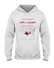MISSISSIPPI TEXAS THE LOVE FATHER AND DAUGHTER Hooded Sweatshirt thumbnail