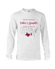 MISSISSIPPI TEXAS THE LOVE FATHER AND DAUGHTER Long Sleeve Tee thumbnail