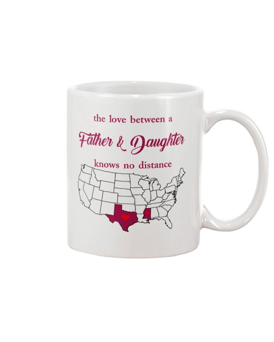 MISSISSIPPI TEXAS THE LOVE FATHER AND DAUGHTER Mug