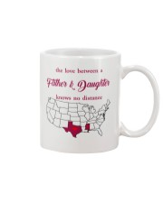 MISSISSIPPI TEXAS THE LOVE FATHER AND DAUGHTER Mug front