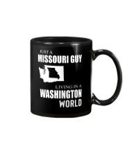 JUST A MISSOURI GUY IN A WASHINGTON WORLD Mug thumbnail
