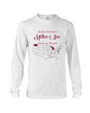 WASHINGTON MICHIGAN THE LOVE MOTHER AND SON Long Sleeve Tee thumbnail