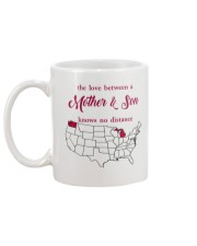 WASHINGTON MICHIGAN THE LOVE MOTHER AND SON Mug back