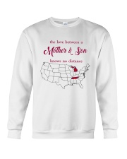 TENNESSEE MICHIGAN THE LOVE MOTHER AND SON Crewneck Sweatshirt thumbnail