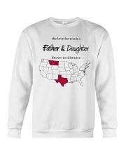 MONTANA TEXAS FATHER AND DAUGHTER Crewneck Sweatshirt thumbnail