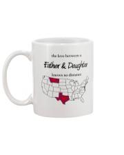 MONTANA TEXAS FATHER AND DAUGHTER Mug back