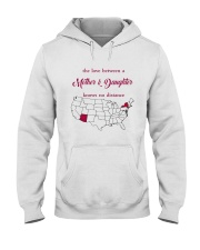 NEW YORK ARIZONA THE LOVE MOTHER AND DAUGHTER Hooded Sweatshirt thumbnail