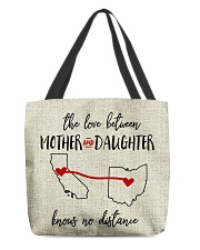 CALIFORNIA OHIO THE LOVE MOTHER AND DAUGHTER All-over Tote thumbnail