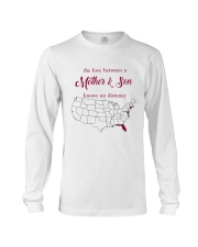 FLORIDA CONNECTICUT THE LOVE MOTHER AND SON Long Sleeve Tee thumbnail