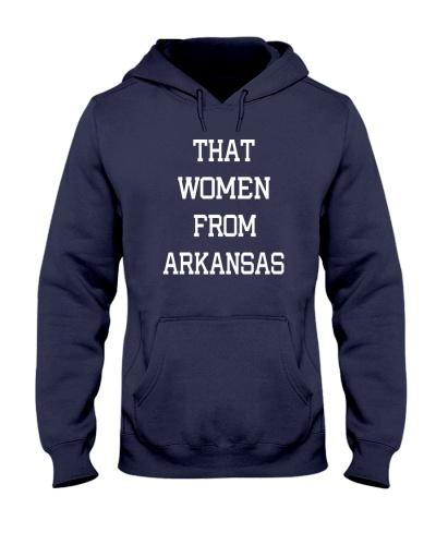 THAT WOMEN FROM ARKANSAS