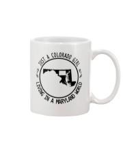 COLORADO GIRL LIVING IN MARYLAND WORLD Mug thumbnail