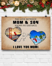 CALIFORNIA FLORIDA THE LOVE MOM AND SON 24x16 Poster aos-poster-landscape-24x16-lifestyle-29