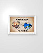 CALIFORNIA FLORIDA THE LOVE MOM AND SON 24x16 Poster poster-landscape-24x16-lifestyle-02