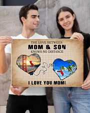 CALIFORNIA FLORIDA THE LOVE MOM AND SON 24x16 Poster poster-landscape-24x16-lifestyle-21