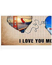 CALIFORNIA FLORIDA THE LOVE MOM AND SON Horizontal Poster tile