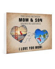 CALIFORNIA FLORIDA THE LOVE MOM AND SON 24x16 Gallery Wrapped Canvas Prints thumbnail