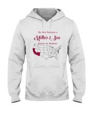 CALIFORNIA ARIZONA THE LOVE MOTHER AND SON Hooded Sweatshirt thumbnail