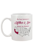 CALIFORNIA ARIZONA THE LOVE MOTHER AND SON Mug back