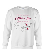 GEORGIA MICHIGAN THE LOVE MOTHER AND SON Crewneck Sweatshirt thumbnail