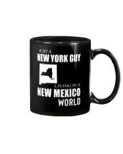JUST A NEW YORK GUY IN A NEW MEXICO WORLD Mug thumbnail