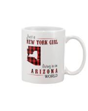 JUST A NEW YORK GIRL IN AN ARIZONA WORLD Mug thumbnail