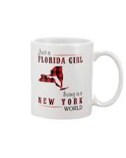 JUST A FLORIDA GIRL IN A NEW YORK WORLD Mug thumbnail