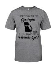LIFE TOOK ME TO GEORGIA - FLORIDA Classic T-Shirt thumbnail