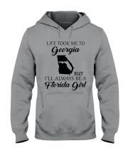 LIFE TOOK ME TO GEORGIA - FLORIDA Hooded Sweatshirt tile