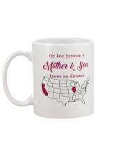 CALIFORNIA ILLINOIS THE LOVE MOTHER AND SON Mug back