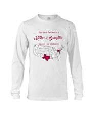 TEXAS PENNSYLVANIA THE LOVE MOTHER AND DAUGHTER Long Sleeve Tee thumbnail