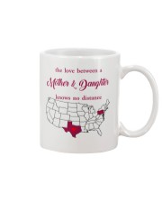 TEXAS PENNSYLVANIA THE LOVE MOTHER AND DAUGHTER Mug front