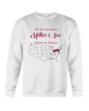 PENNSYLVANIA OHIO THE LOVE MOTHER AND SON Crewneck Sweatshirt thumbnail