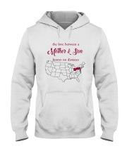 PENNSYLVANIA OHIO THE LOVE MOTHER AND SON Hooded Sweatshirt thumbnail