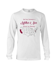 CALIFORNIA MARYLAND THE LOVE MOTHER AND SON Long Sleeve Tee thumbnail