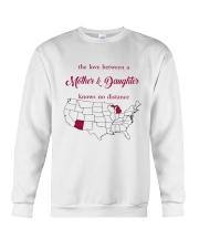 ARIZONA MICHIGAN THE LOVE MOTHER AND DAUGHTER Crewneck Sweatshirt thumbnail