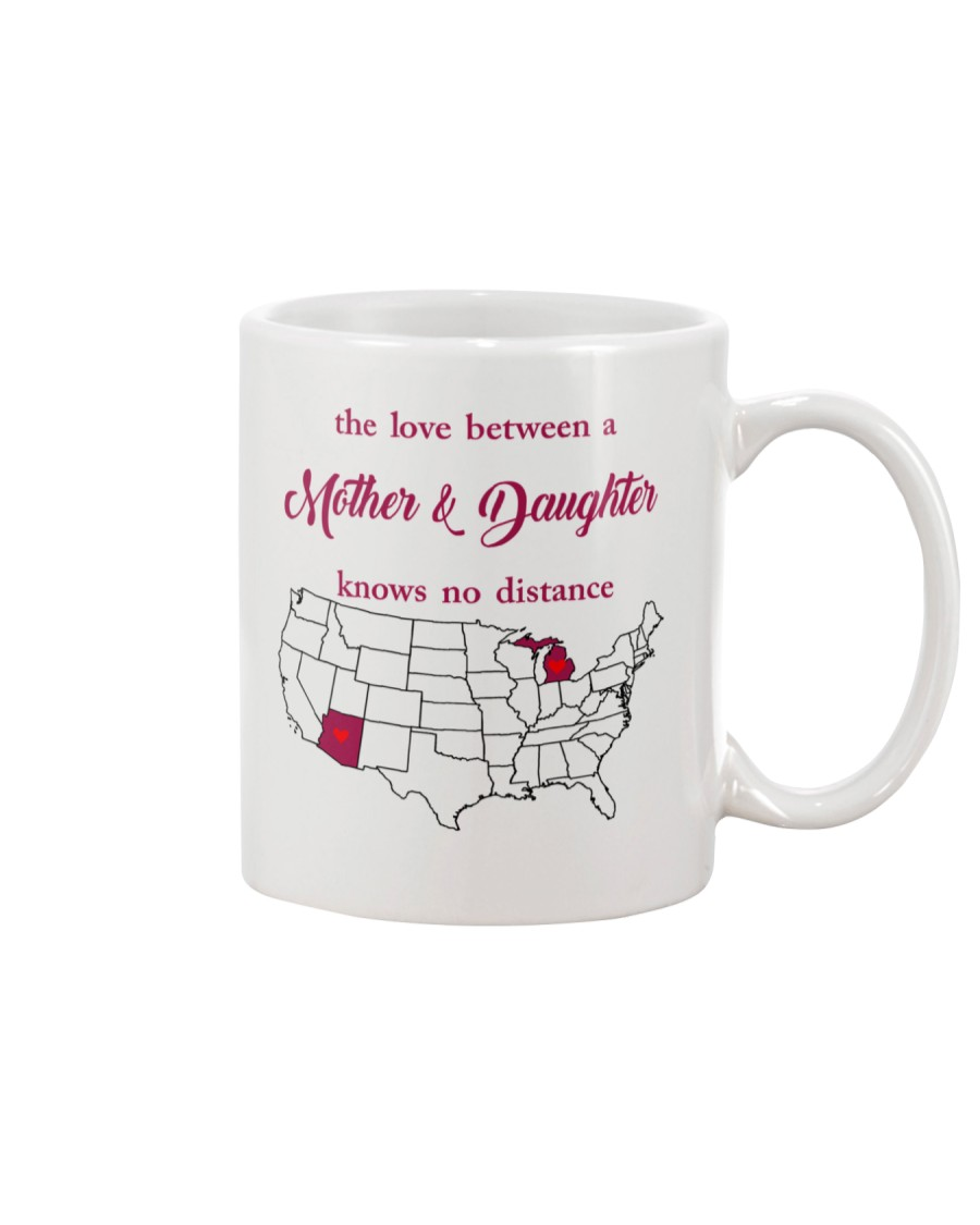 ARIZONA MICHIGAN THE LOVE MOTHER AND DAUGHTER Mug