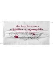 ARIZONA MICHIGAN THE LOVE MOTHER AND DAUGHTER Cloth face mask thumbnail