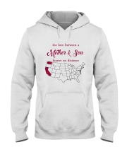 CALIFORNIA WASHINGTON THE LOVE MOTHER AND SON Hooded Sweatshirt thumbnail
