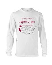 CALIFORNIA WASHINGTON THE LOVE MOTHER AND SON Long Sleeve Tee thumbnail