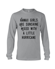 HAWAII GIRLS ARE SUNSHINE Long Sleeve Tee thumbnail