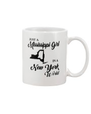 JUST A MISSISSIPPI GIRL IN A NEW YORK WORLD Mug thumbnail