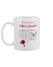 OHIO ALASKA THE LOVE FATHER AND DAUGHTER Mug back