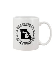 MICHIGAN GIRL LIVING IN MISSOURI WORLD Mug thumbnail