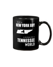 JUST A NEW YORK GUY IN A TENNESSEE WORLD Mug thumbnail
