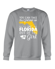 YOU CAN'T TAKE FLORIDA OUT OF THE GIRL Crewneck Sweatshirt thumbnail