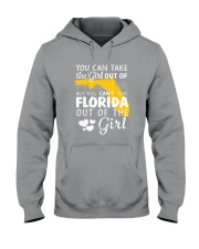 YOU CAN'T TAKE FLORIDA OUT OF THE GIRL Hooded Sweatshirt thumbnail