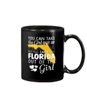 YOU CAN'T TAKE FLORIDA OUT OF THE GIRL Mug thumbnail